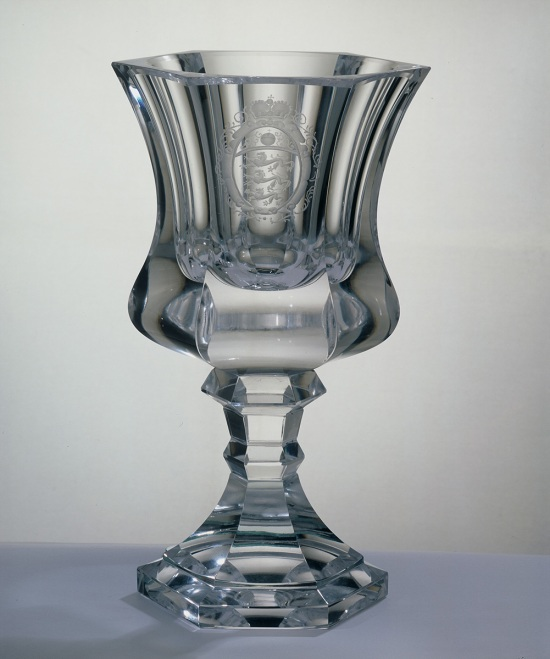 Armorial Beaker