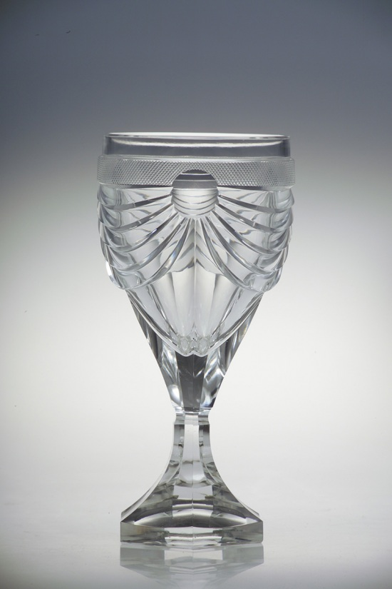 Biedermeier_Style_Cut_Crystal_Goblet_6