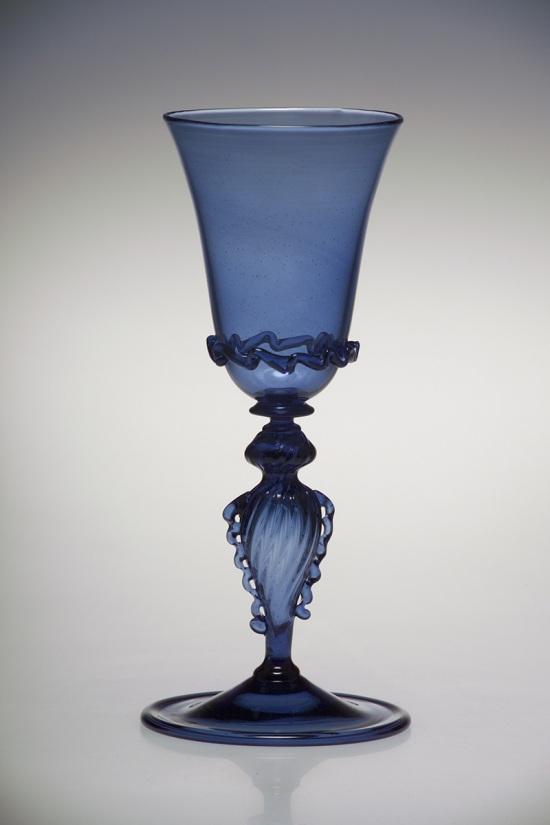 Venetian_Style_Blue_Cobalt_Glass_GOBLET