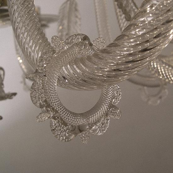 A Liege style chandelier