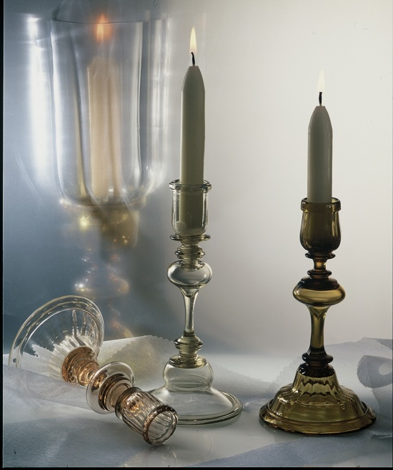 Baroque Venetian style candle lights